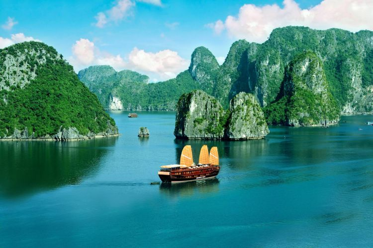 7 DAYS NORTH TO SOUTH OF VIETNAM