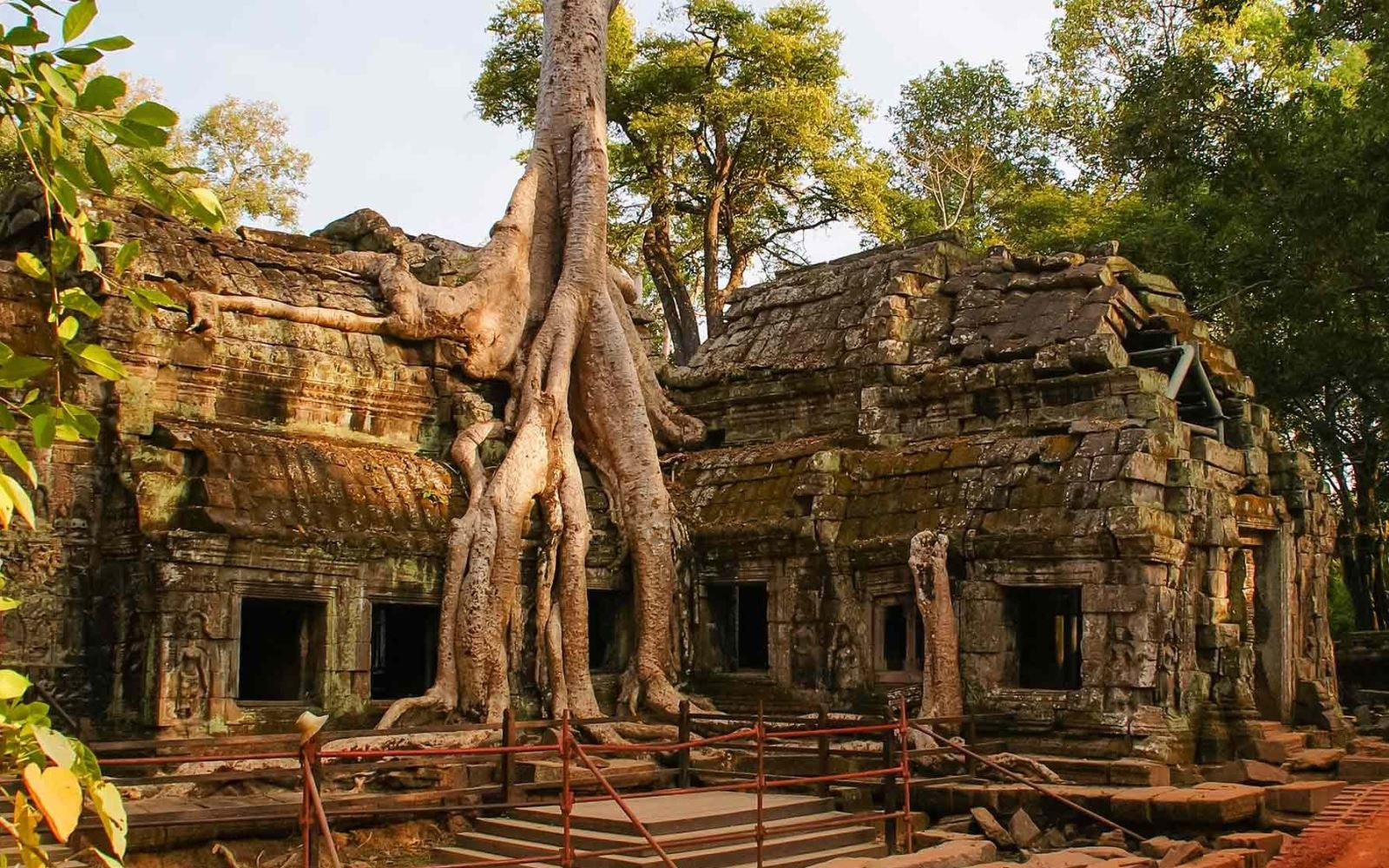 4 Days Cambodia Tour-Phnom Penh to Siem Reap