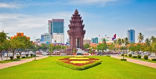 PHNOM PENH TO SIEM REAP IN 5 DAYS