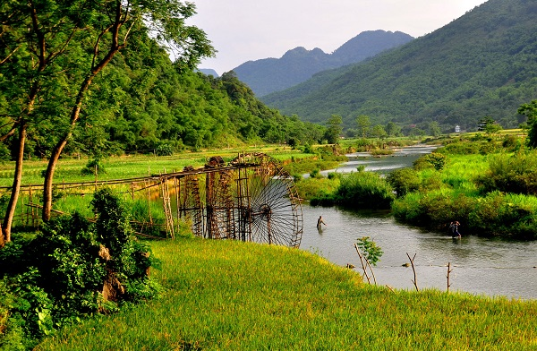 Mai Chau – PuLuong Nature Reserve 3Days/2nights